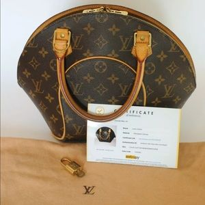 Louis Vuitton Monogram Elipse PM